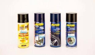 Spray-uri tehnice gama Altur