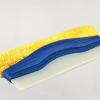 Silicone and microfiber lamella