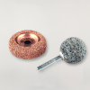 Abrasive stone for biax