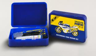 Kit vulcanizare pentru motociclete