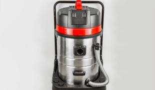 2 Engines Professional Vacuum Cleaner