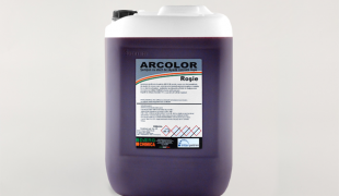 Red Colored Active Foam – Arcolor