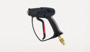 Pistol rotativ