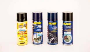 Technical Sprays from Altur range